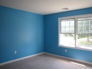 how to paint your bedroom in 2 hours or less