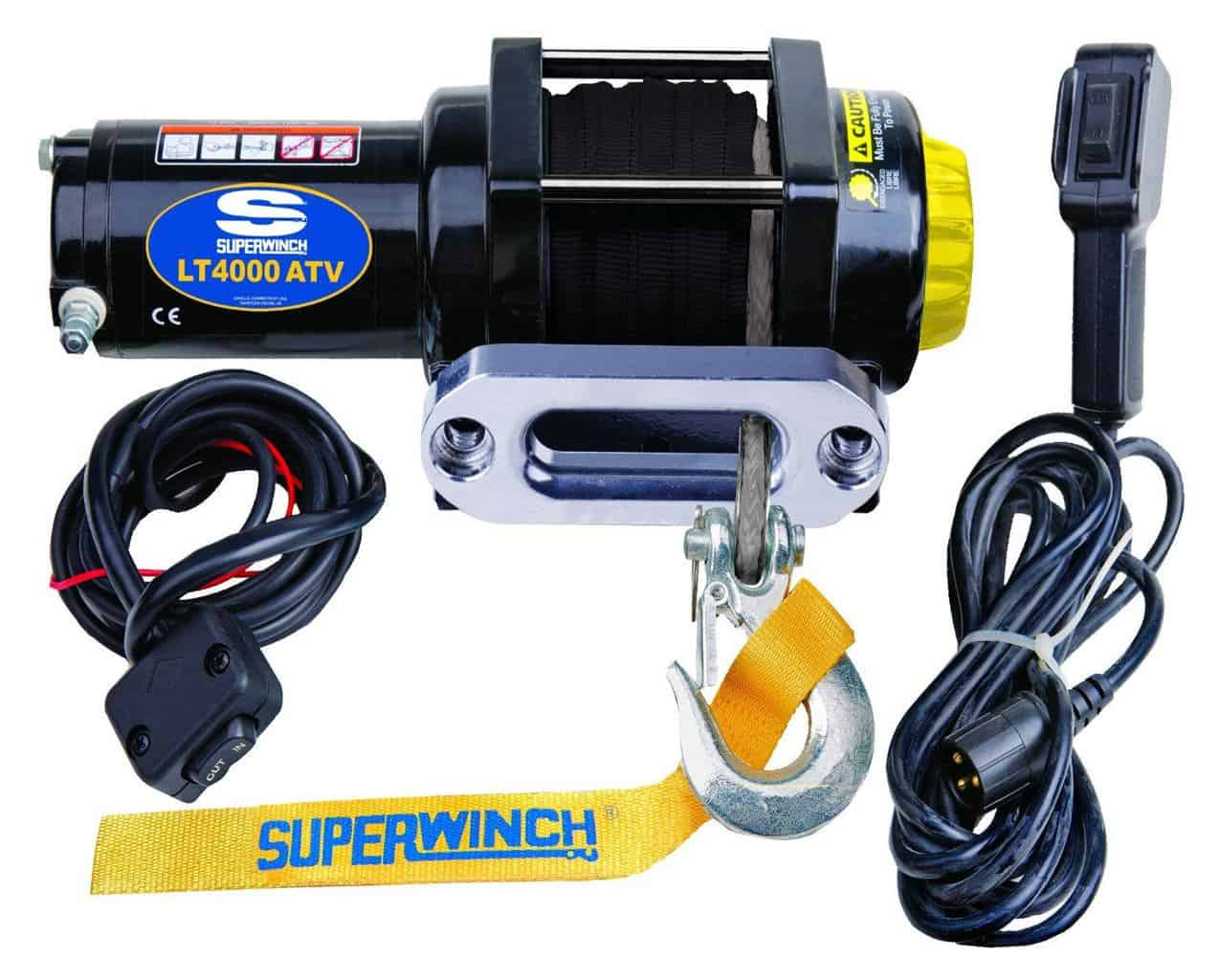 Best ATV Winches Review in 2017 Warn Winch Wiring Diagram on